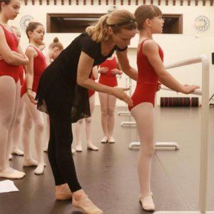 Anna Davies, fot. Młody Balet Polski