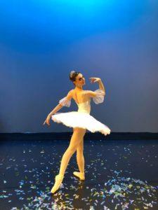 Ariadna Herzig, fot. Młody Balet Polski